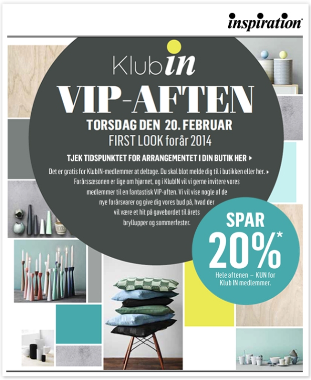 vip-aften inspiration